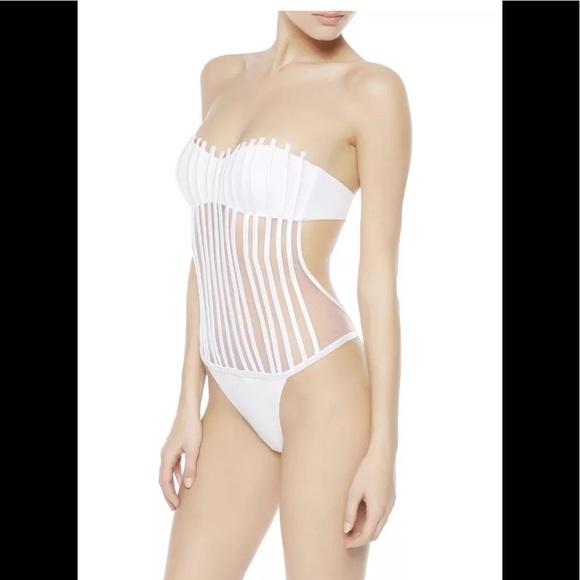 9a3242d45f4b6 La Perla Swim | Nwt Graphique Couture 42 It 6 Us Suit | Poshmark